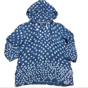 Tommy Bahama Hooded Linen Shirt